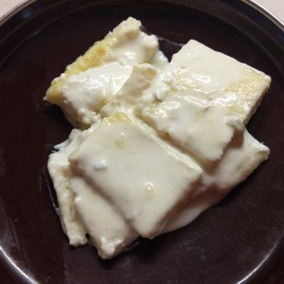 Манные ньокки под соусом из сыра Горгонзолла - рецепт с фото