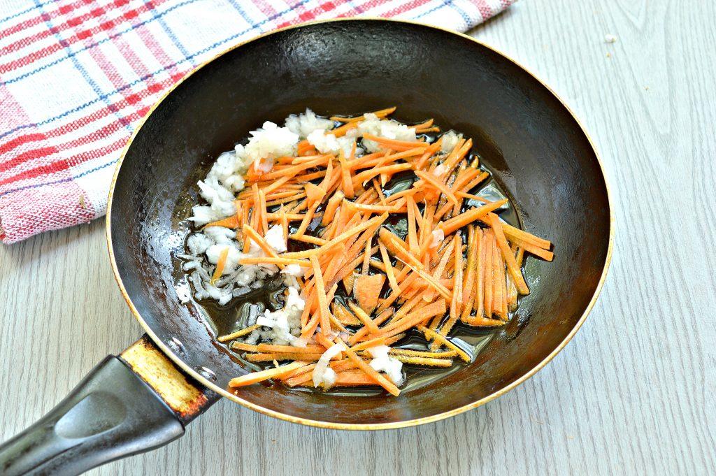 Фото рецепта - Куриный суп с овсяными хлопьями - шаг 3