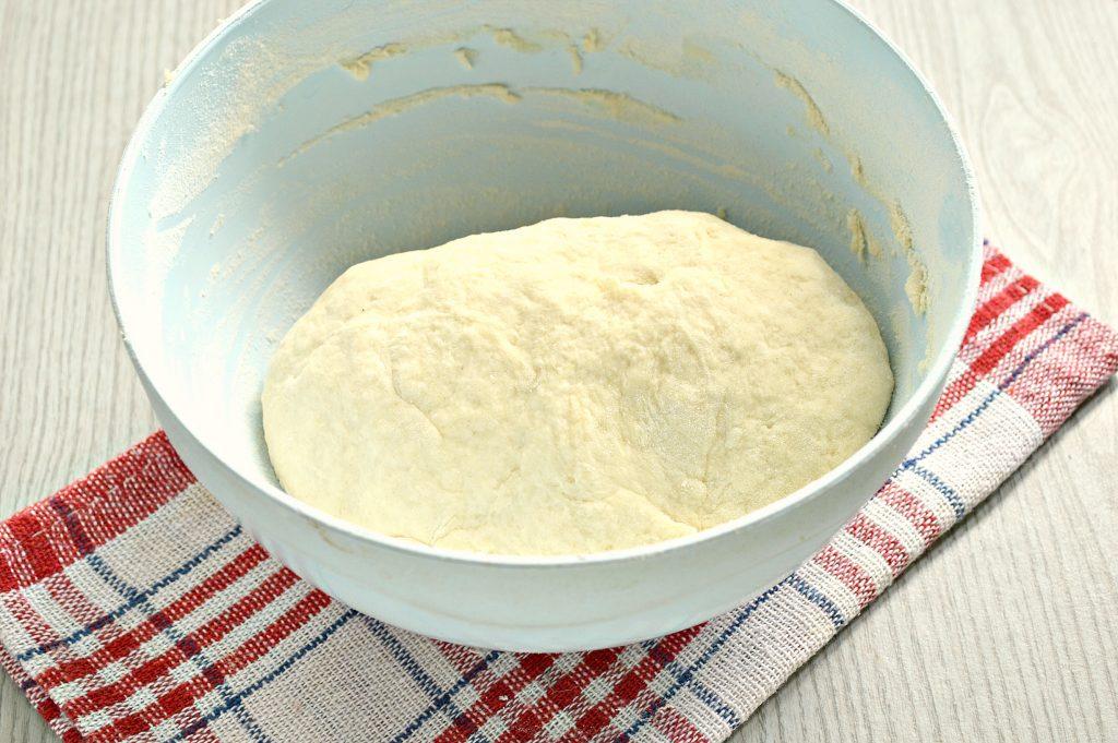 Фото рецепта - Чебуреки с мясной начинкой на заварном тесте - шаг 5