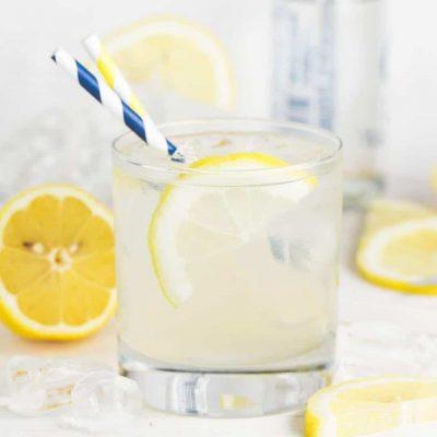 Домашний лимонад из лимонов - рецепт с фото