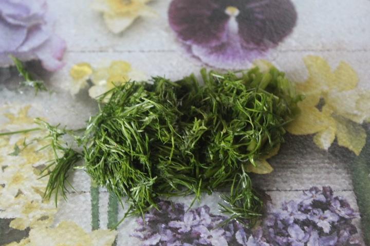 Фото рецепта - Мятный соус к овощам для запекания - шаг 5