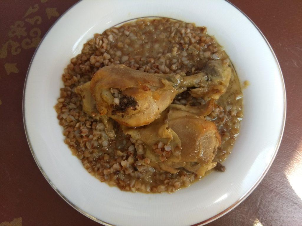 Фото рецепта - Куриные ножки в медово-горчичном маринаде, в пакете - шаг 4