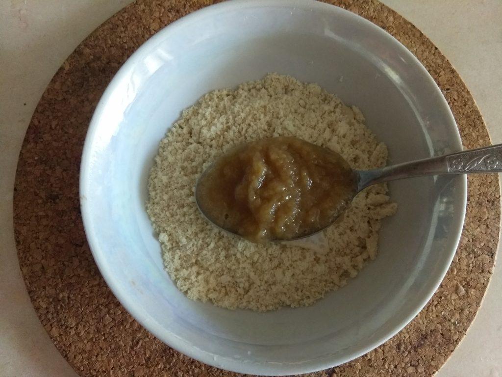 Фото рецепта - Кунжутные кексы - шаг 3