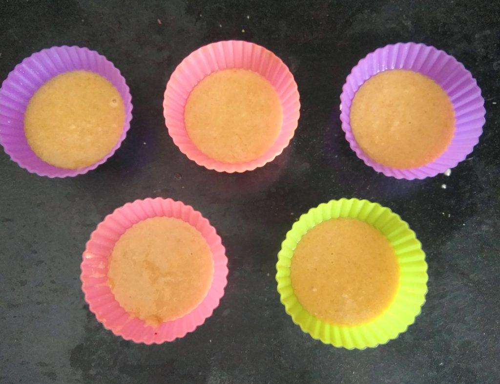 Фото рецепта - Кунжутные кексы - шаг 5