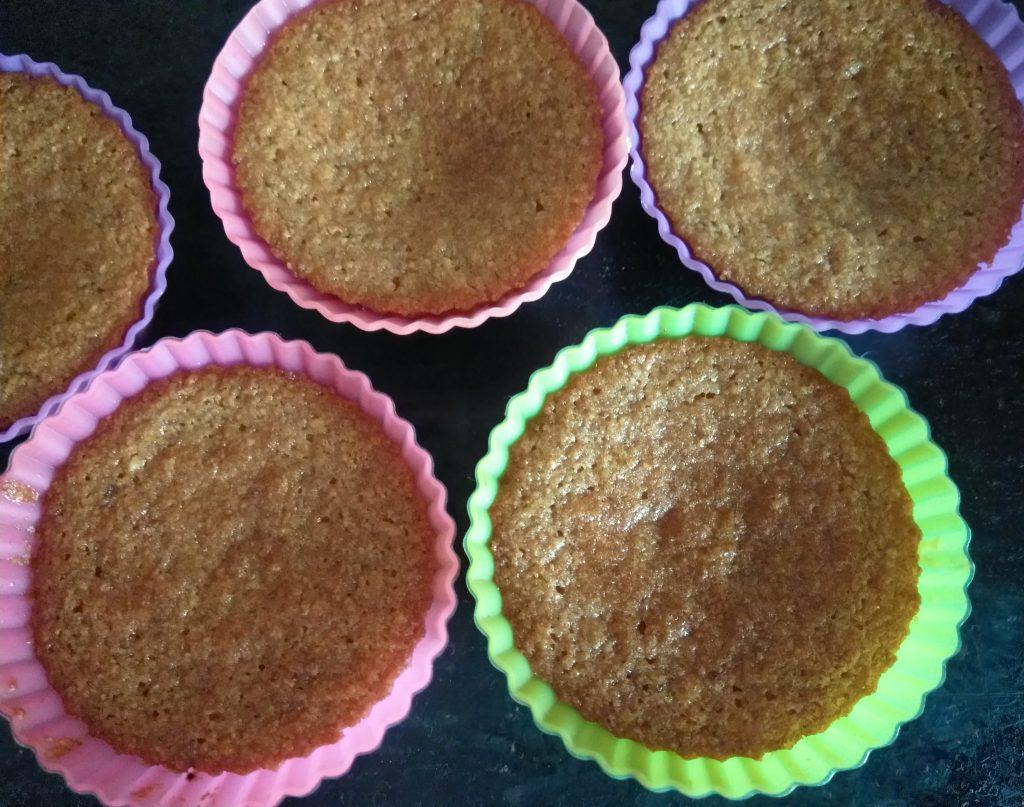 Фото рецепта - Кунжутные кексы - шаг 6