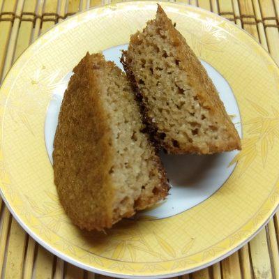 Кунжутные кексы - рецепт с фото