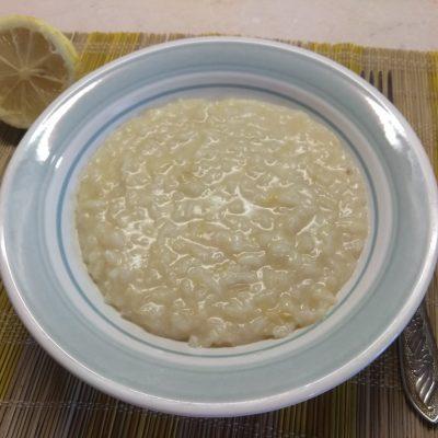Фото рецепта - Лимонное ризотто с сыром - шаг 5