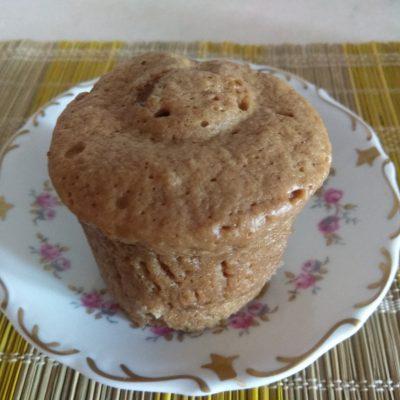 Кекс в чашке со вкусом амаретто - рецепт с фото