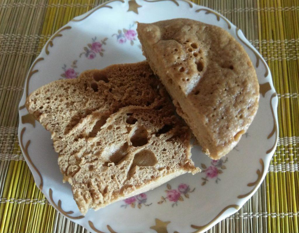 Фото рецепта - Кекс в чашке со вкусом амаретто - шаг 7