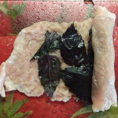 Фото рецепта - Крученики с базиликом  (завиванцы) - шаг 2