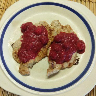 Фото рецепта - Пряный вишневый соус к мясу - шаг 4