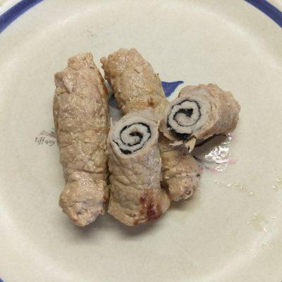 Крученики с базиликом  (завиванцы) - рецепт с фото