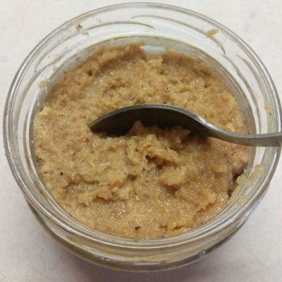 Фото рецепта - Арахисовое масло с медом и корицей - шаг 4