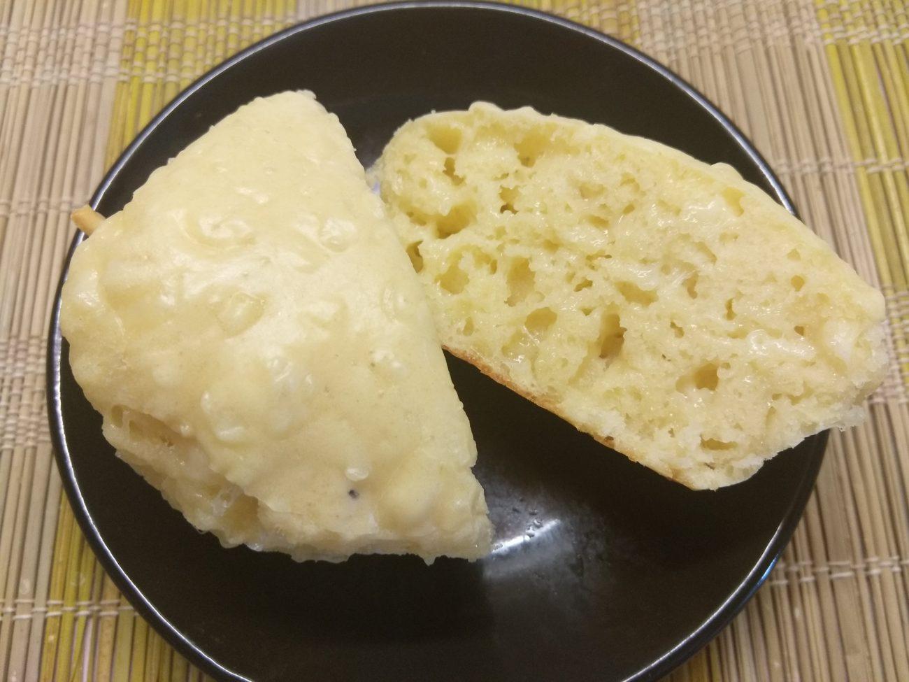 Несладкие кексы с твердым сыром