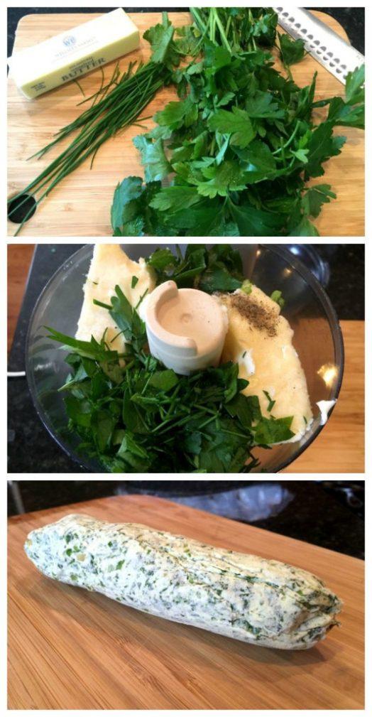 Фото рецепта - Котлеты по-киевски, запеченные в духовке - шаг 3