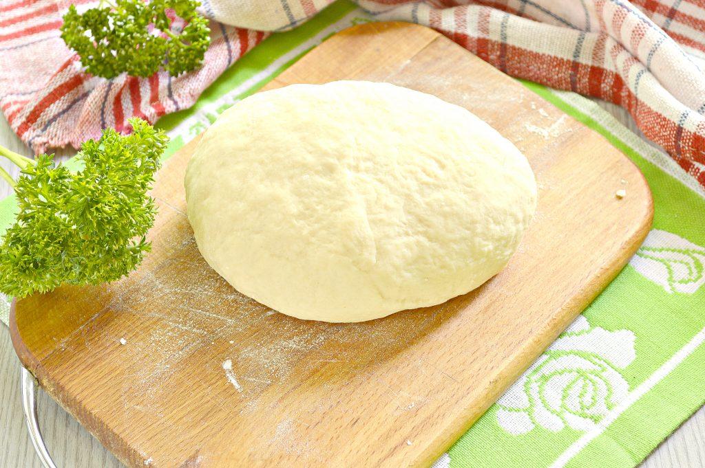 Фото рецепта - Тесто для чебуреков на кислом молоке - шаг 10