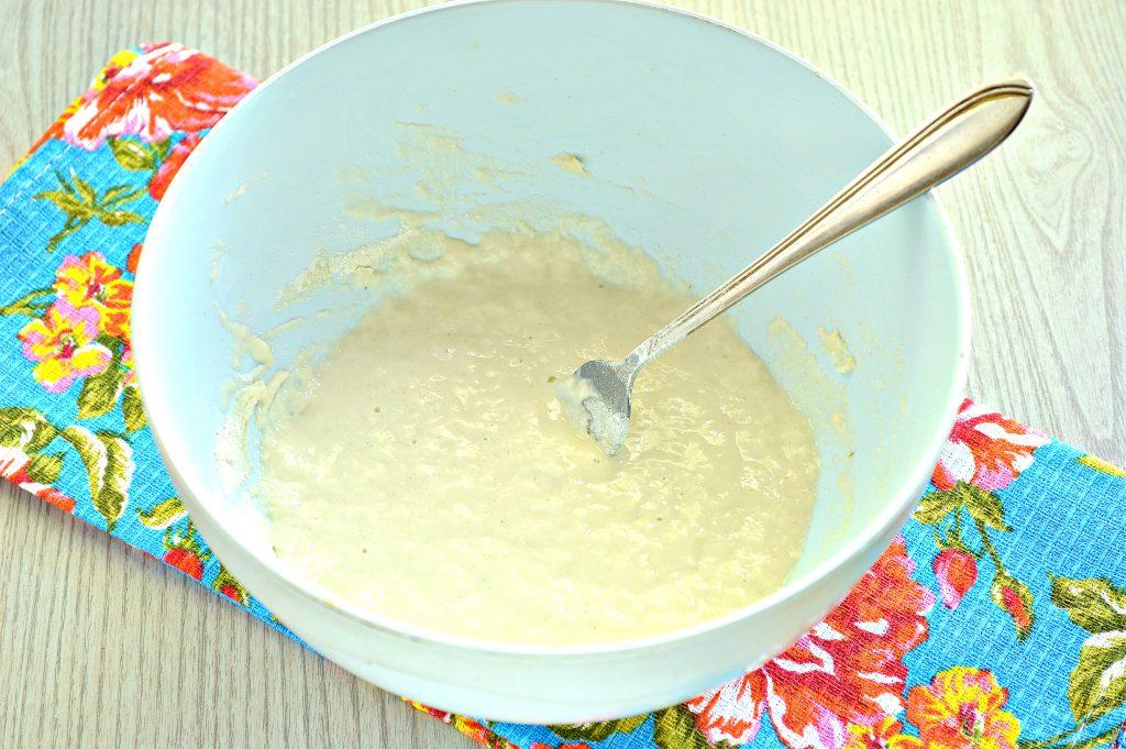 Фото рецепта - Тесто для пельменей без яиц - шаг 3