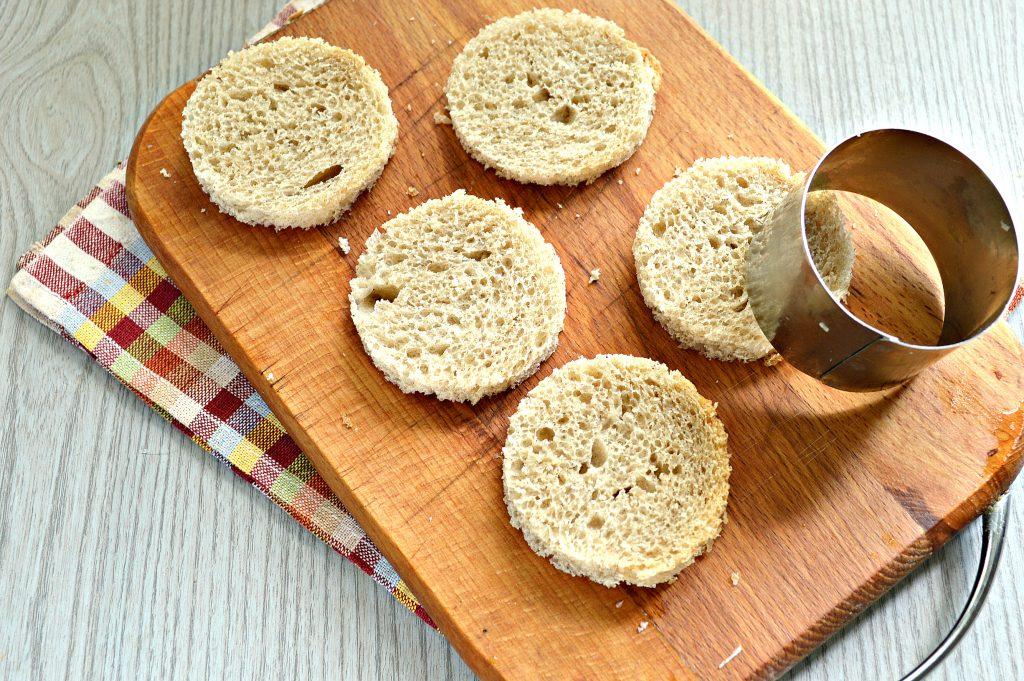 Фото рецепта - Бутерброды с кабачками и зеленью - шаг 3