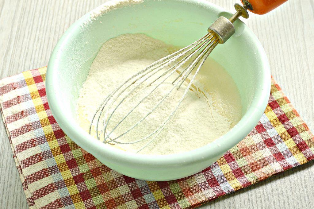 Фото рецепта - Заварные блины на сыворотке - шаг 4