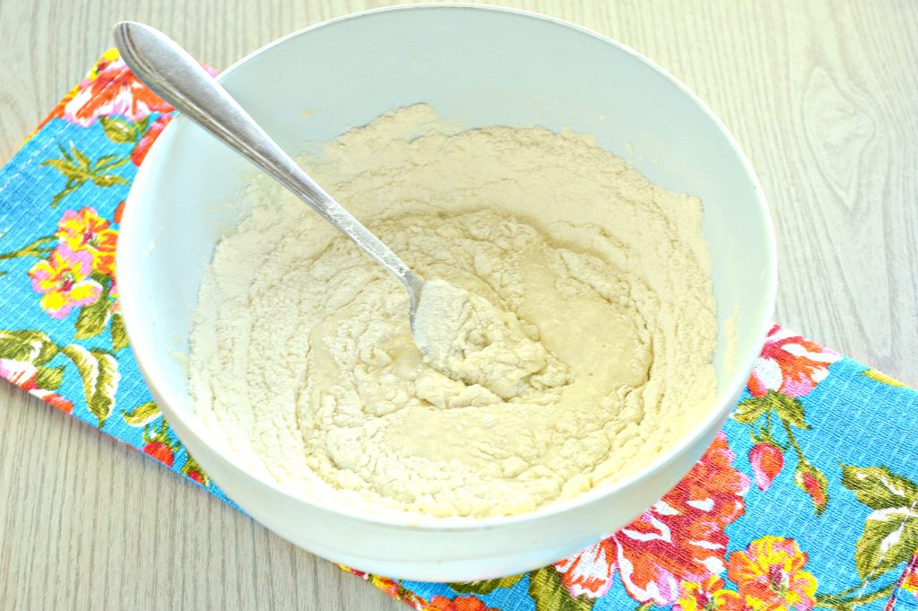 Фото рецепта - Тесто для пельменей без яиц - шаг 5