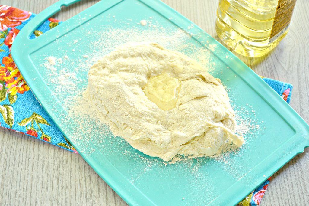Фото рецепта - Тесто для пельменей без яиц - шаг 7