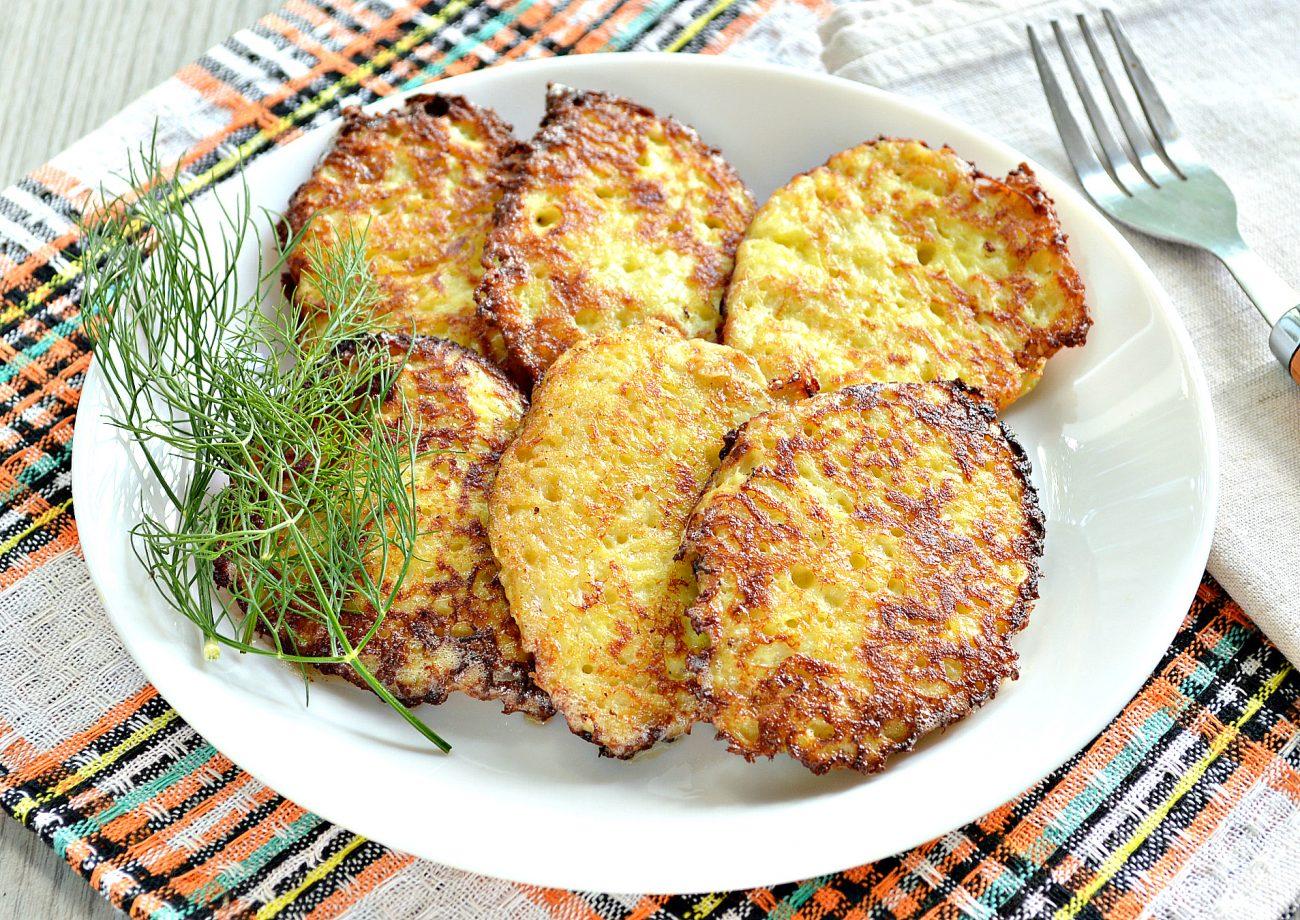 Рёшти (картофельные оладьи)