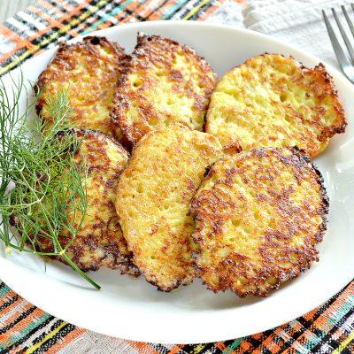 Рёшти (картофельные оладьи) - рецепт с фото