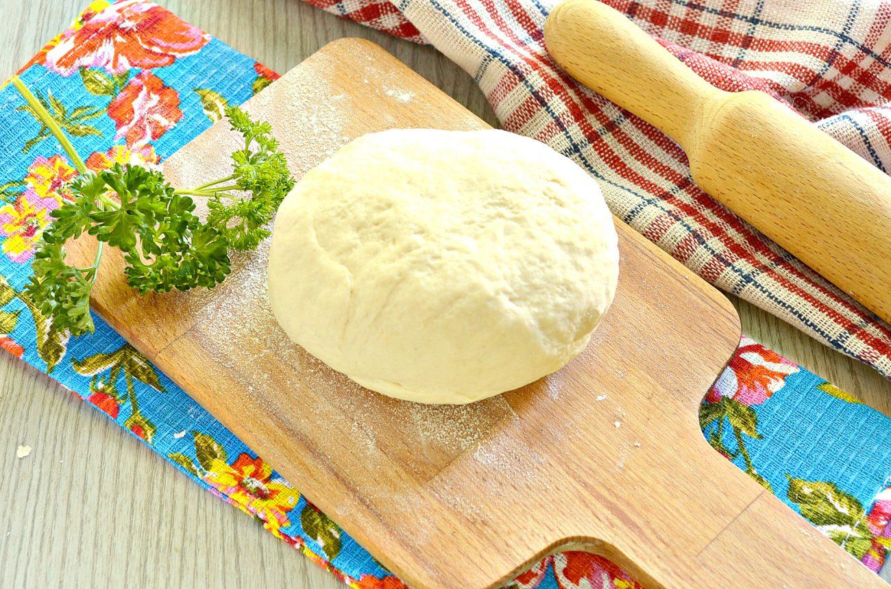 Тесто для пельменей без яиц