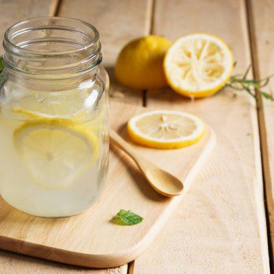 Домашний лимонад с медом для детей - рецепт с фото