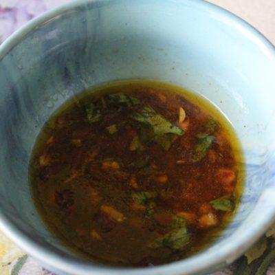 Кисло-сладкий чесночный соус к рыбе - рецепт с фото