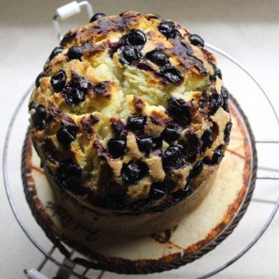 Смородиновый кекс на молоке - рецепт с фото