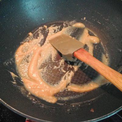 Фото рецепта - Паста с лососем под молочным соусом бешамель - шаг 3