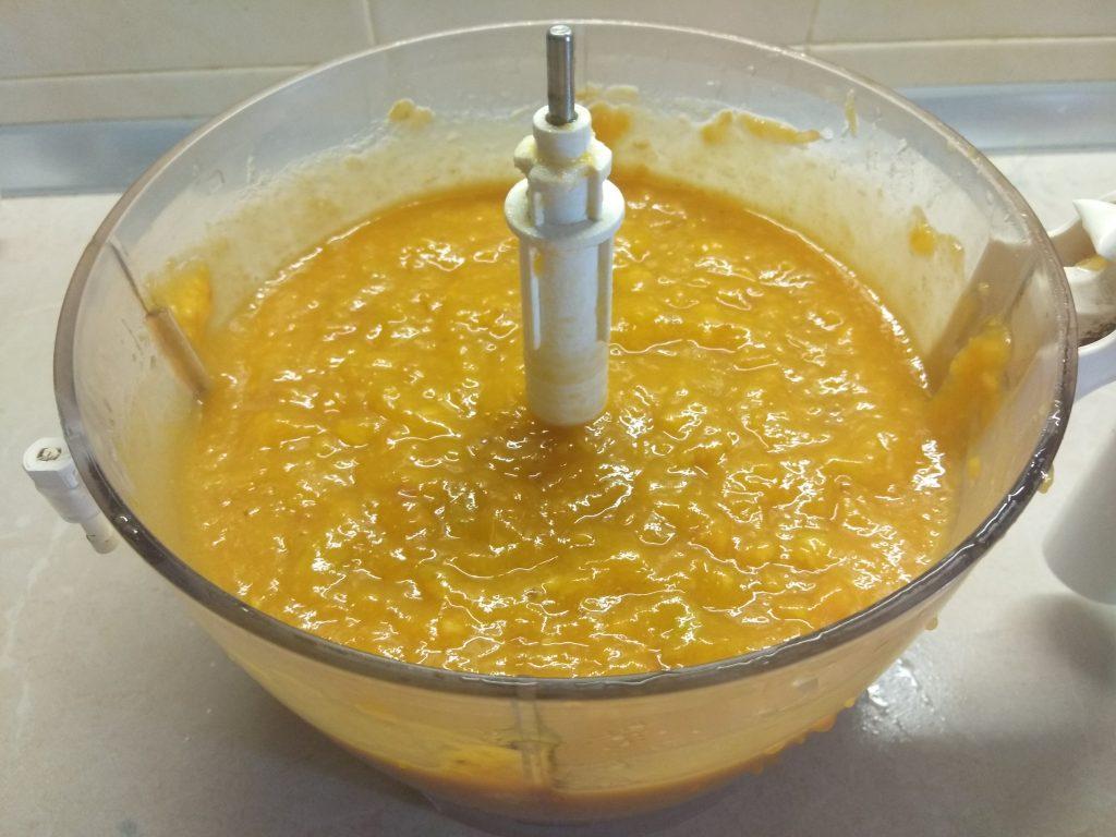Фото рецепта - Пряный абрикосовый джем - шаг 2