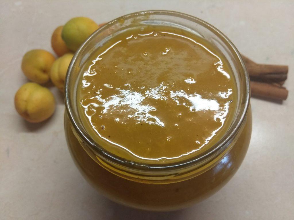 Фото рецепта - Пряный абрикосовый джем - шаг 4