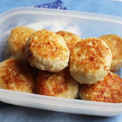 Курино-картофельные котлеты - рецепт с фото