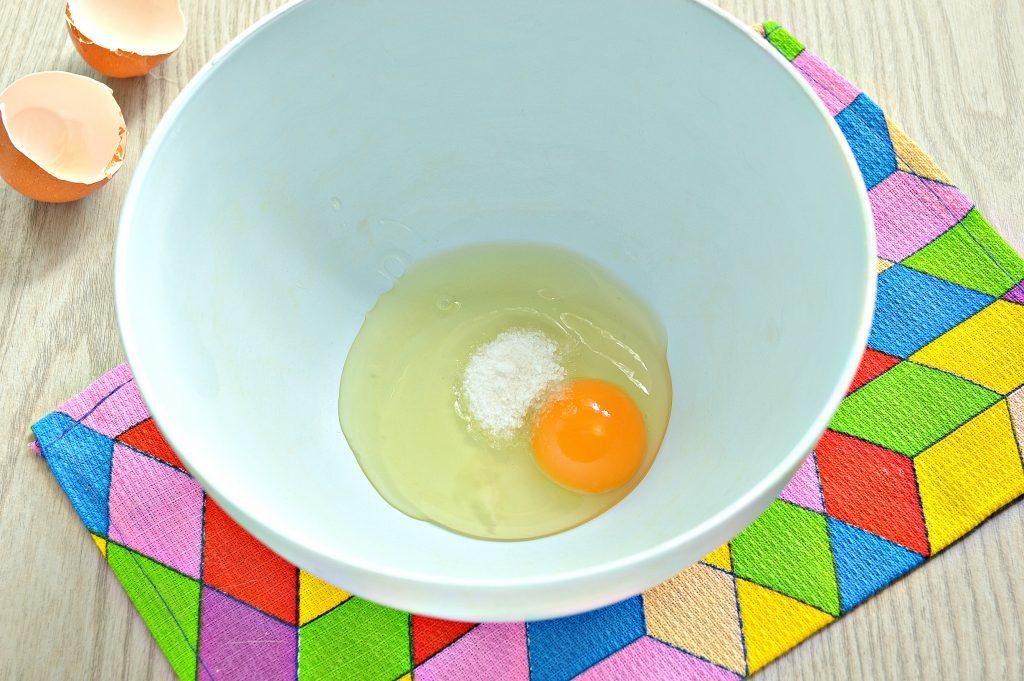 Фото рецепта - Заварное тесто для пельменей - шаг 1