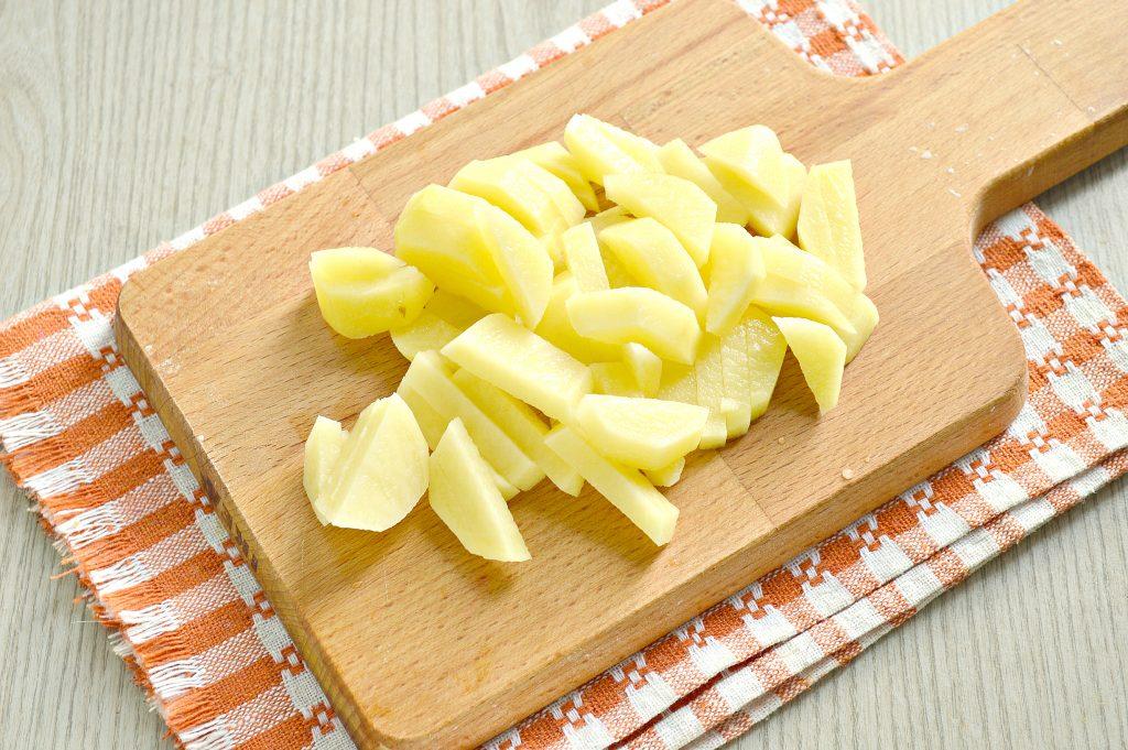 Фото рецепта - Суп-лапша с мясными фрикадельками - шаг 1