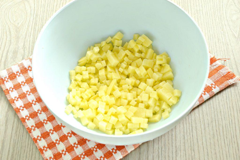 Фото рецепта - Ханум с картофелем и фаршем - шаг 1
