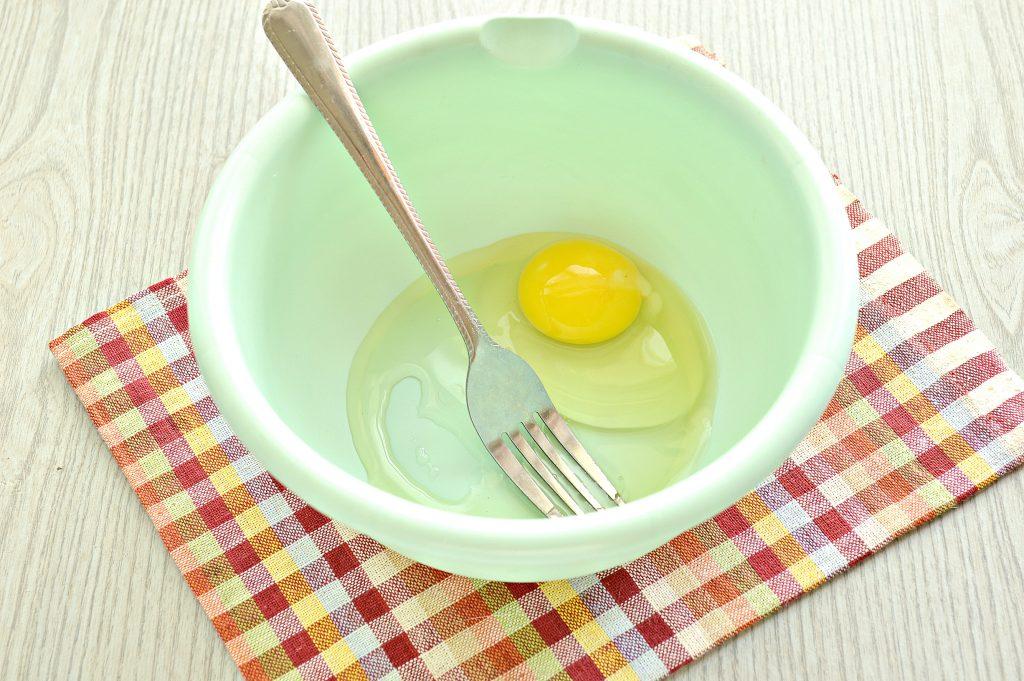 Фото рецепта - Тесто для вареников на кефире - шаг 1