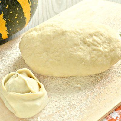 Постное тесто для мантов (без яиц) - рецепт с фото