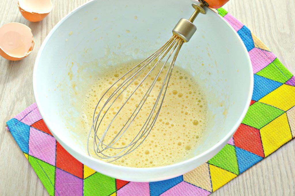 Фото рецепта - Заварное тесто для пельменей - шаг 2