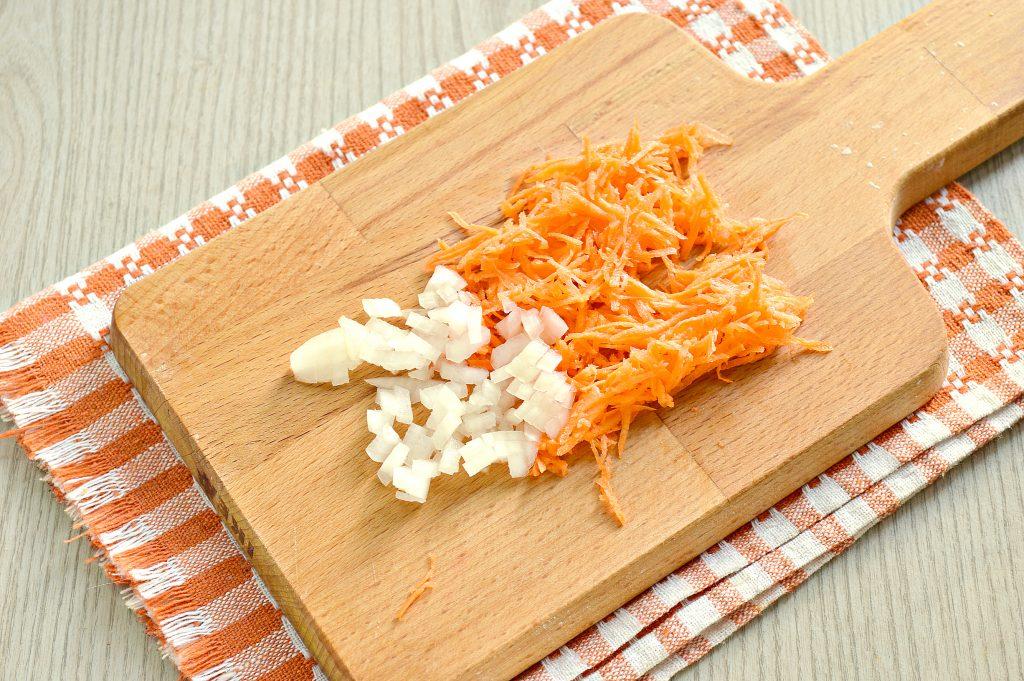 Фото рецепта - Суп-лапша с мясными фрикадельками - шаг 2
