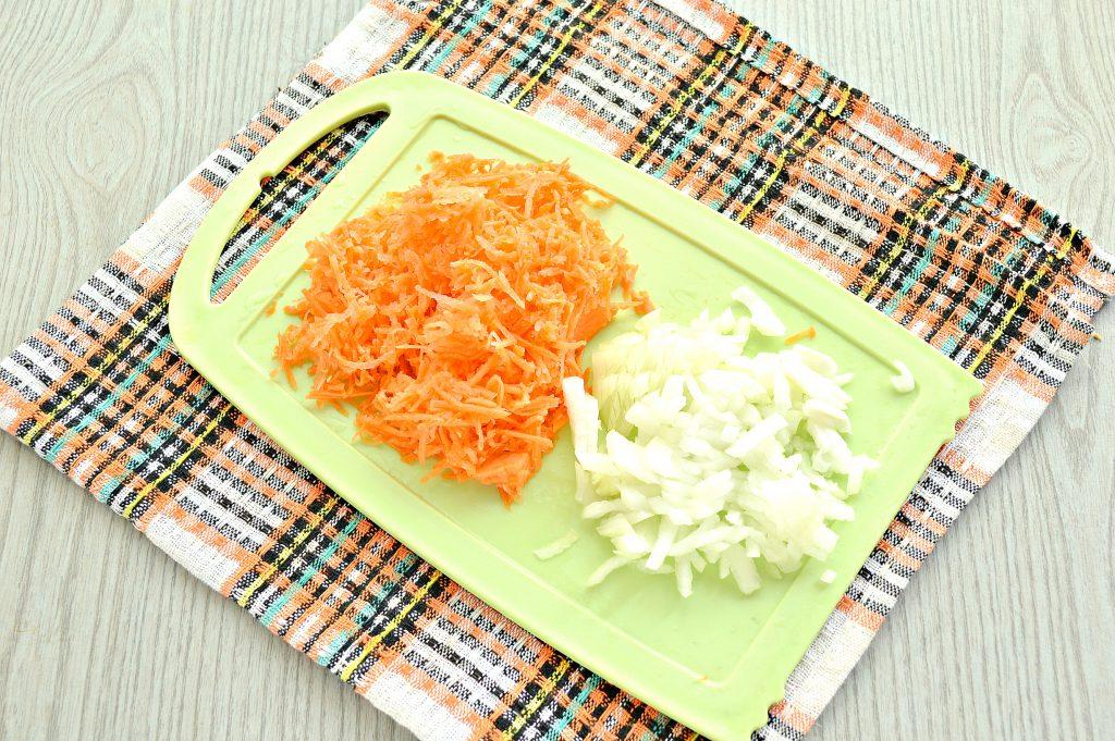 Фото рецепта - Замороженный фаршированный перец - шаг 2