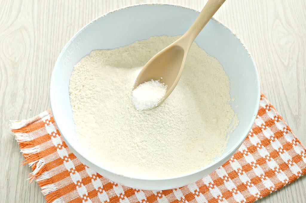 Фото рецепта - Постное тесто для мантов (без яиц) - шаг 2