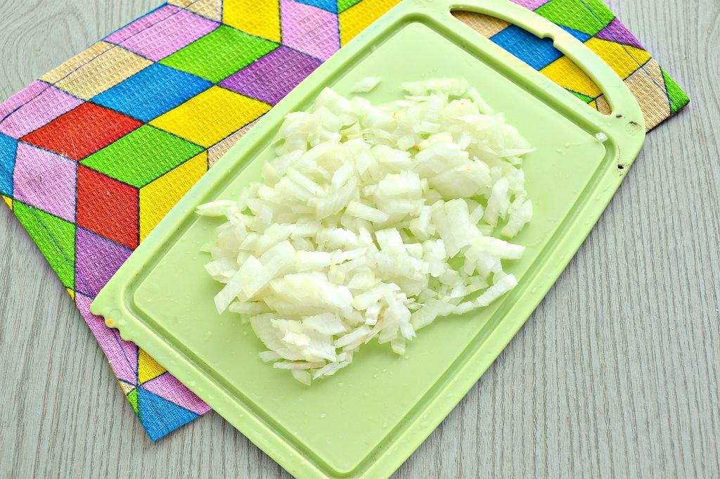 Фото рецепта - Универсальная замороженная заправка для супа - шаг 3