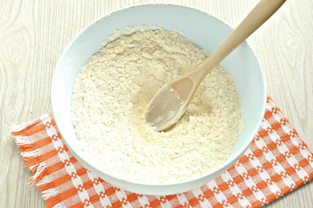 Фото рецепта - Постное тесто для мантов (без яиц) - шаг 3