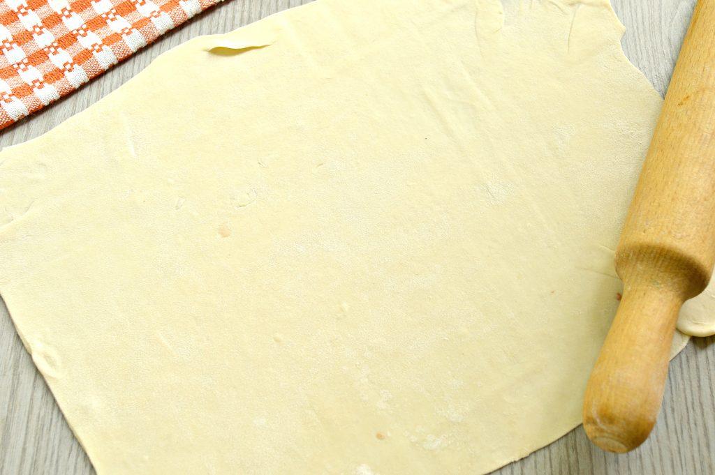 Фото рецепта - Ханум с картофелем и фаршем - шаг 4