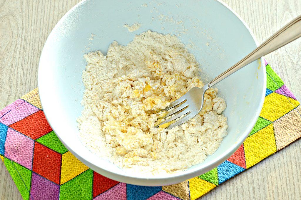 Фото рецепта - Блинчики на кокосовом молоке - шаг 6