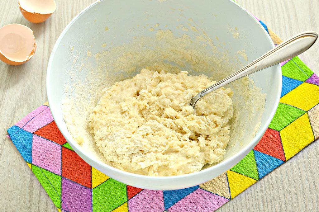 Фото рецепта - Заварное тесто для пельменей - шаг 7