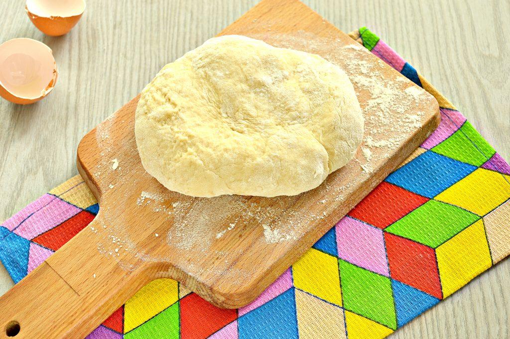 Фото рецепта - Заварное тесто для пельменей - шаг 8